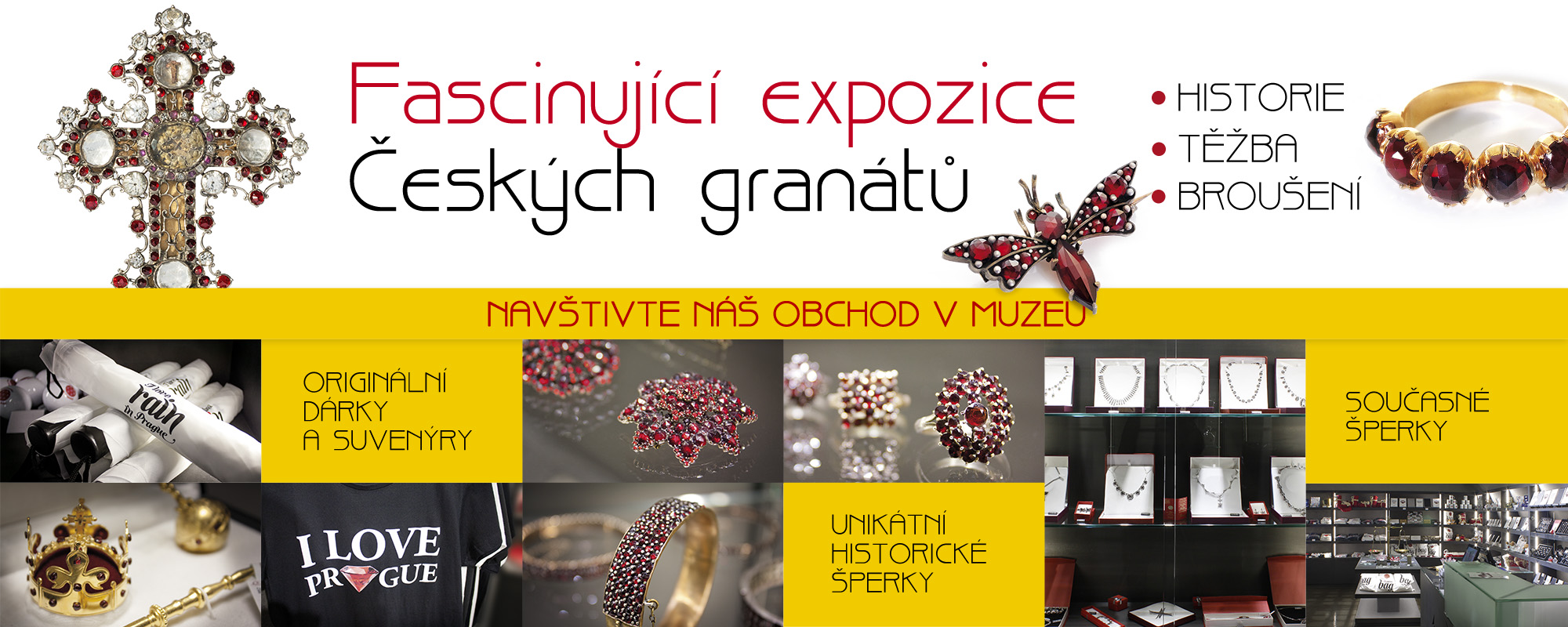 Muzeum českého granátu Praha